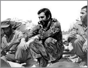 شهید محمد کچویی در جبهه های غرب / ۱۳۵۹