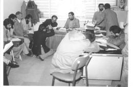 کنفرانس خبری در زندان اوین