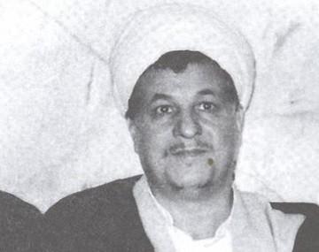 حجت الاسلام والمسلمین اکبر هاشمی رفسنجانی